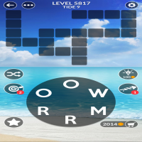 Wordscapes level 5817