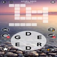 Wordscapes level 5829