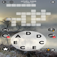 Wordscapes level 5888