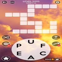 Wordscapes level 5995