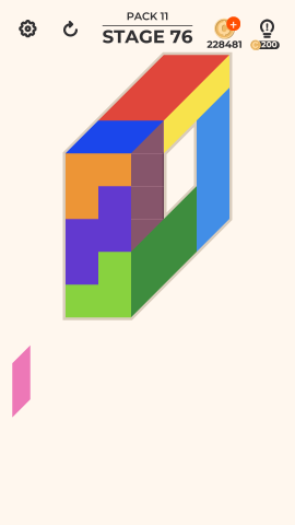 Zen Block Pack 11 Stage 76