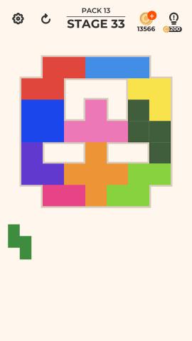 Zen Block Pack 13 Stage 33