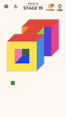 Zen Block Pack 14 Stage 19