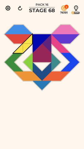 Zen Block Pack 16 Stage 68