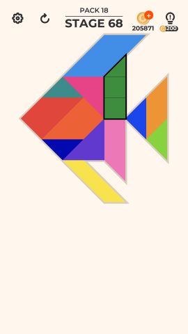 Zen Block Pack 18 Stage 68