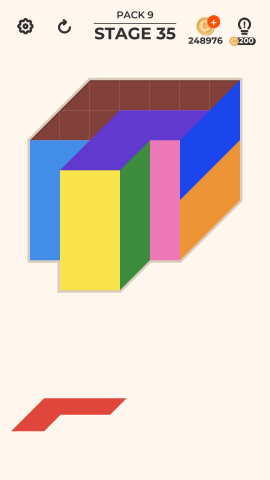 Zen Block Pack 9 Stage 35