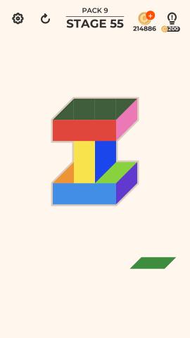 Zen Block Pack 9 Stage 55